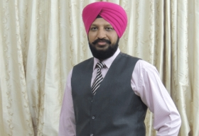 Navdeep Singh Ahluwalia, Head Network & Information Security, Dalmia Bharat Group